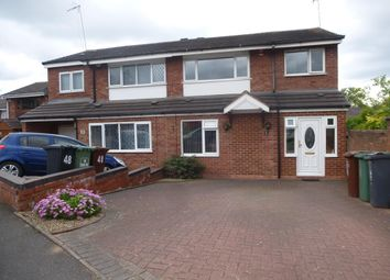 Thumbnail 3 bedroom property to rent in Segundo Road, Walsall