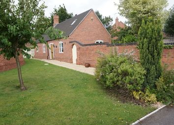 Thumbnail 3 bed detached bungalow for sale in Main Street, Alrewas, Burton-On-Trent
