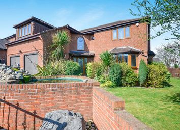 Thumbnail 5 bed detached house for sale in Monument Lane, Codnor Park, Ironville, Nottingham