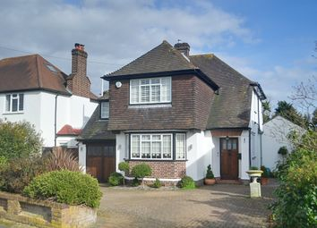 Thumbnail 4 bed detached house for sale in Sutherland Avenue, Petts Wood, Petts Wood, Kent