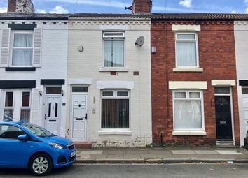 Thumbnail 1 bed terraced house for sale in 7 Frederick Grove, Wavetree, Liverpool