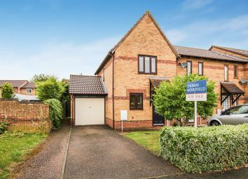 Thumbnail 2 bed end terrace house for sale in Spruce Drive, Bicester