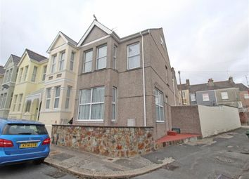 Thumbnail 3 bed end terrace house for sale in Meredith Road, Peverell, Plymouth