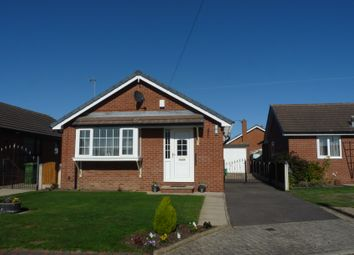 Thumbnail 2 bed bungalow to rent in Nunns Close, Pontefract