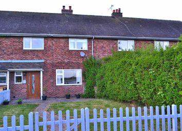 Thumbnail 3 bed terraced house for sale in Manor Place, Hunsterson, Nantwich