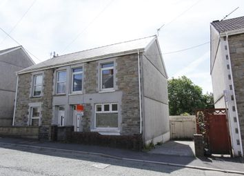 Thumbnail 3 bedroom semi-detached house for sale in High Street, Ammanford