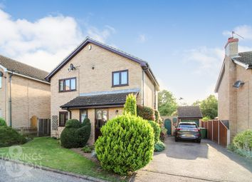 Thumbnail 4 bed detached house for sale in Mountbatten Road, Bungay