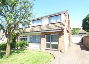 Thumbnail 3 bed property for sale in Benfleet, Essex, Uk