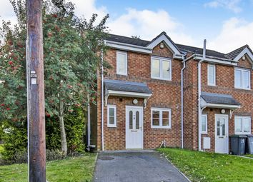 Thumbnail 3 bed terraced house for sale in The Woodlands, Langley Park, Durham