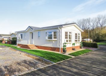 Thumbnail 2 bed mobile/park home for sale in Chilton Park, Bridgwater