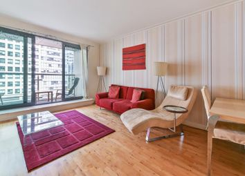 Thumbnail 2 bedroom flat for sale in Discovery Dock East, South Quay Square