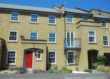 Thumbnail 4 bed terraced house to rent in Rockbourne Road, Sherfield-On-Loddon, Hook