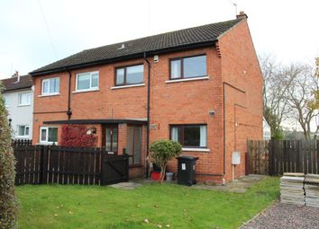 Thumbnail 3 bedroom semi-detached house to rent in Cherryhill Park, Dundonald, Belfast