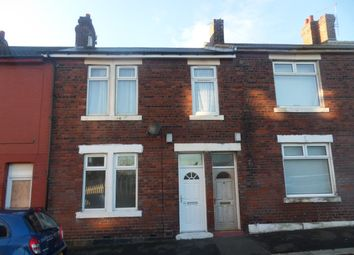 Thumbnail 2 bed flat for sale in Chatton Street, Wallsend