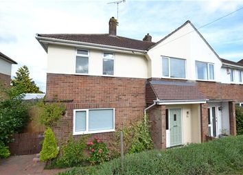 Thumbnail 3 bed semi-detached house to rent in Newlands Road, Tunbridge Wells, Kent
