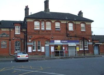 Thumbnail Studio to rent in Station Road, Chingford