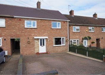 Thumbnail 3 bedroom terraced house for sale in Orlingbury Road, Pytchley