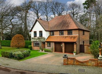 Thumbnail 5 bed detached house for sale in Harendon, Tadworth, Surrey