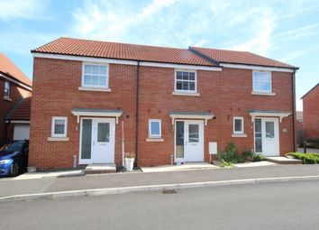 Thumbnail 2 bed terraced house for sale in Lavinia Way, Wembdon, Bridgwater