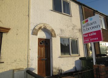 Thumbnail 3 bedroom terraced house for sale in St. Nicholas Terrace, Northgate Street, Great Yarmouth
