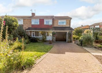 Thumbnail 4 bed semi-detached house for sale in Grange Road, Bedale