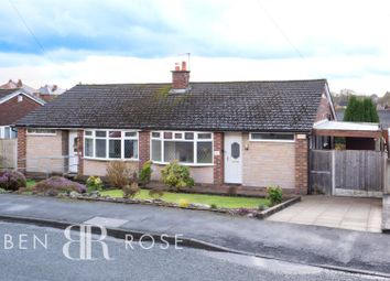 Thumbnail 2 bed semi-detached bungalow for sale in Chorley Hall Road, Chorley