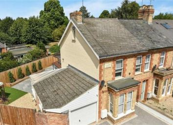 Thumbnail 3 bed end terrace house for sale in Richmond Road, Taunton