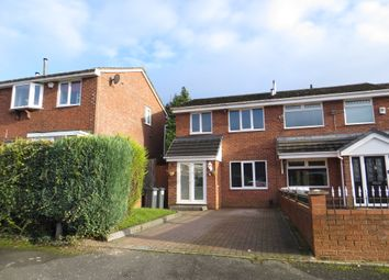3 bed semi-detached house to rent in Charnwood Close, Rubery, Rednal, Birmingham B45