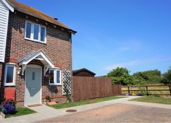 Thumbnail 2 bed end terrace house for sale in Rook Farm Way, Hayling Island