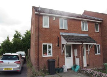 Thumbnail 2 bed end terrace house to rent in Oaktree Crescent, Bradley Stoke, Bristol