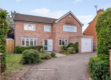 Thumbnail 4 bed detached house for sale in Tudor Road, Newbury, Berkshire