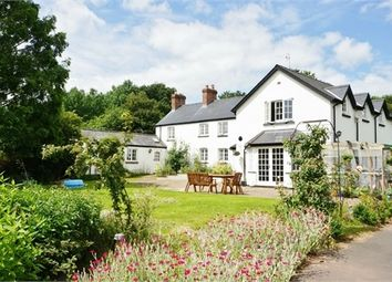 Thumbnail 4 bed detached house for sale in Little Cefn Coed, Kingcoed, Usk, Monmouthshire