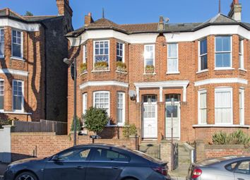 Thumbnail 3 bed flat for sale in Thornlaw Road, London