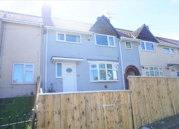Thumbnail 3 bed terraced house for sale in Leeming Gardens, Gateshead