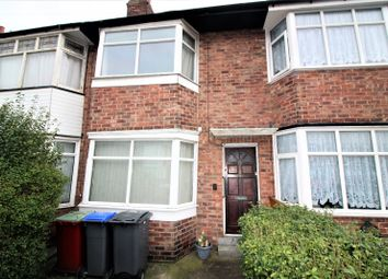 Thumbnail 2 bedroom terraced house for sale in Baines Avenue, Blackpool