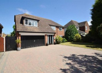 5 bed detached house for sale in Hayes Barton, Thorpe Bay, Essex SS1