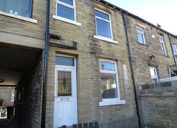 Thumbnail 1 bed terraced house for sale in Ewart Street, Great Horton, Bradford