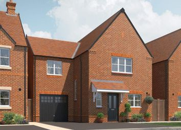 Thumbnail 4 bed detached house for sale in Greensands, Wantage