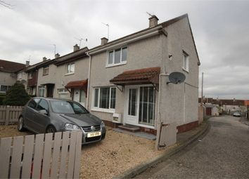 Thumbnail 2 bedroom end terrace house for sale in Rimbleton Avenue, Glenrothes, Fife