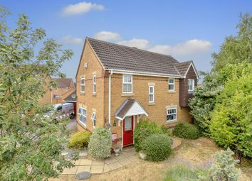 Thumbnail 4 bed detached house for sale in Meadowsweet Drive, Bedford