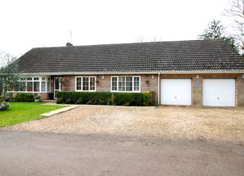 Thumbnail 4 bed detached house for sale in Priory Gardens, Chesterton, Peterborough