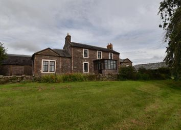 Thumbnail 4 bed farmhouse to rent in Cushathill Farm, Eaglesfield, Dumfries & Galloway