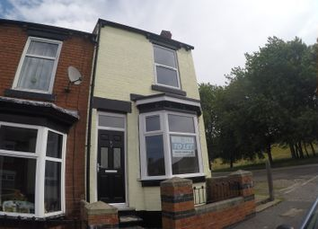Thumbnail 2 bed end terrace house to rent in York Street, Mexborough