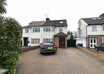 Thumbnail 4 bed semi-detached house for sale in Devonshire Road, Mill Hill, London