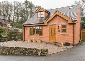 Thumbnail 2 bed detached bungalow for sale in Cheadle Road, Cheddleton, Leek