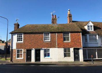Thumbnail 1 bed terraced house for sale in Ferry Road, Rye, East Sussex