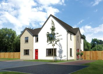 """Thumbnail 3 bed end terrace house for sale in """"Castlewellan"""" at Old Lang Stracht, Kingswells, Aberdeen"""