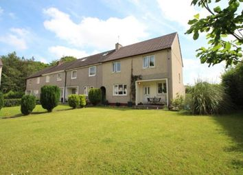 Thumbnail 3 bed end terrace house for sale in Hill View, The Murray, East Kilbride