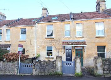Thumbnail 3 bed terraced house for sale in Ashley Road, Bathford, Bath