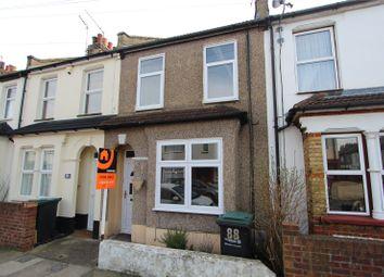Thumbnail 3 bed terraced house for sale in Gordon Road, Northfleet, Kent
